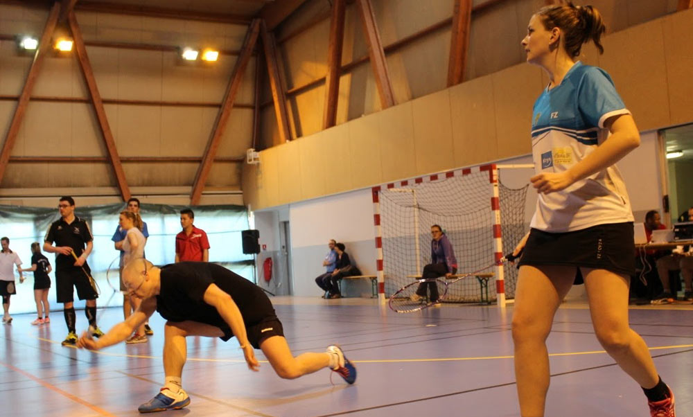 ASMantaise Badminton Mixte