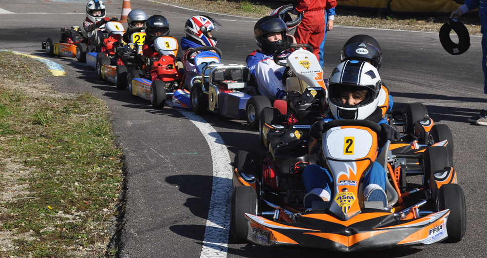 ASMantaise Karting 1