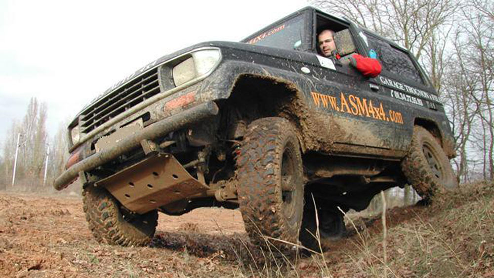 ASMantaise 4X4 ASM