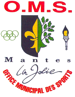Logo Office Municipal des Sports Mantes-la-Jolie