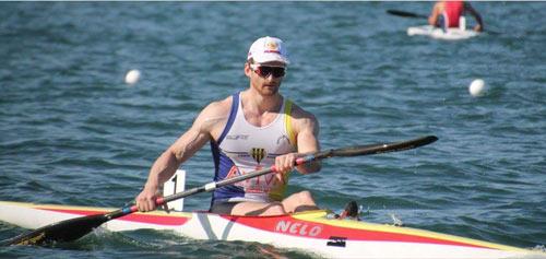 Franck LE MOEL kayak australie k1